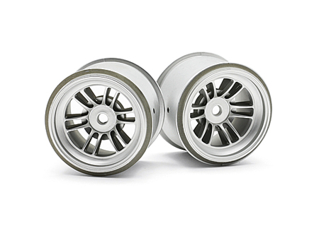 ����� ����� �������� F1 - FT01 PRECISION WHEEL SET (SILVER/FRONT/2��)