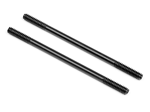 STEERING ROD 4-40x53mm (2pcs)