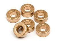METAL BUSHING 3x6x2.5mm (6pcs)