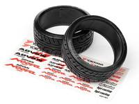 ���� ����� 1/10 - ADVAN NEOVA AD07 T-DRIFT TIRE 26mm (2��)