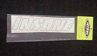 "Label 12"" Insane (2 in a pack)"