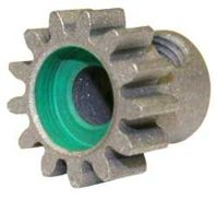 Mod 1 Steel Pinion Gear for 5mm Shaft-13T