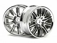 ����� 1/10 (10 SPOKE / 26�� / CHROME / 2��)