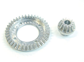 39T Ring/13T pinion gear set