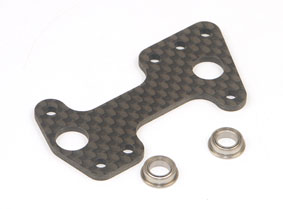 Carbon Fiber Center Diff. Support Plate (Pro)