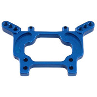 Alum. Rear Shock Tower (Blue)