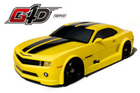Дрифт 1/10 нитро G4D CMR (RTR) (без свечи!)  [ 1/10 G4D CMR Touring car(Drift Spec)-RTR ]