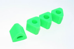 TRIANGULAR PAD FOR HELI LANDING GEAR (GREEN)