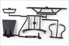 Bumper & Body Mount Set (DRT)