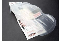 Body, 1/16 Slash (clear, requires painting)/ grill, lights decal sheet
