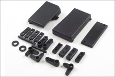 Battery Cover Set (DBX/DST/DRT/DRX)