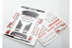 Decal sheets, Stampede VXL
