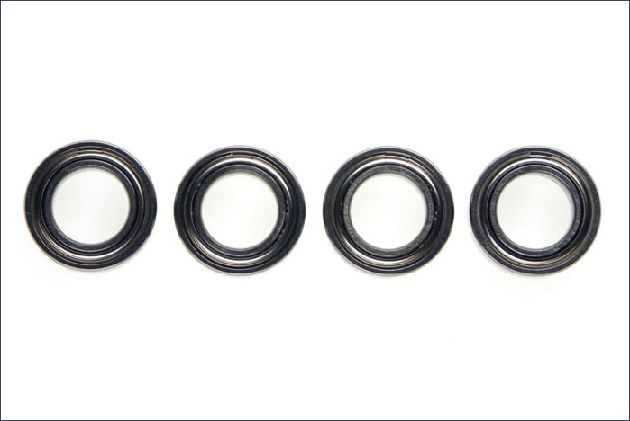 Shield Bearing(5x10x4) 4Pcs