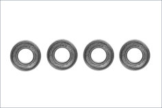 Teflon Shield Bearing(5x10x4/4Pcs)