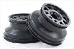 Wheel (Black/2pcs/ULTIMA SC)-���� ������ 2��.