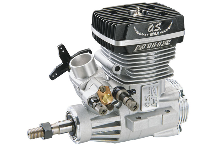 MAX-91HZ W/61E CARBURETTOR-