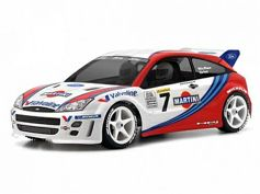 ����� 1/10 - FORD FOCUS WRC (200MM) - ����������