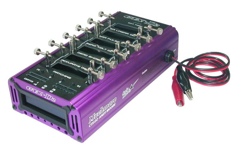 Зарядные и разрядные устройства.