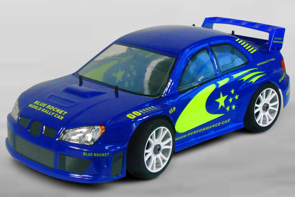 ������ 1/8th 4WD Nitro On-Road Car---Simple version
