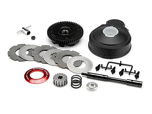 Конверсия - POWER CONTROL SLIPPER CLUTCH SET (57T)