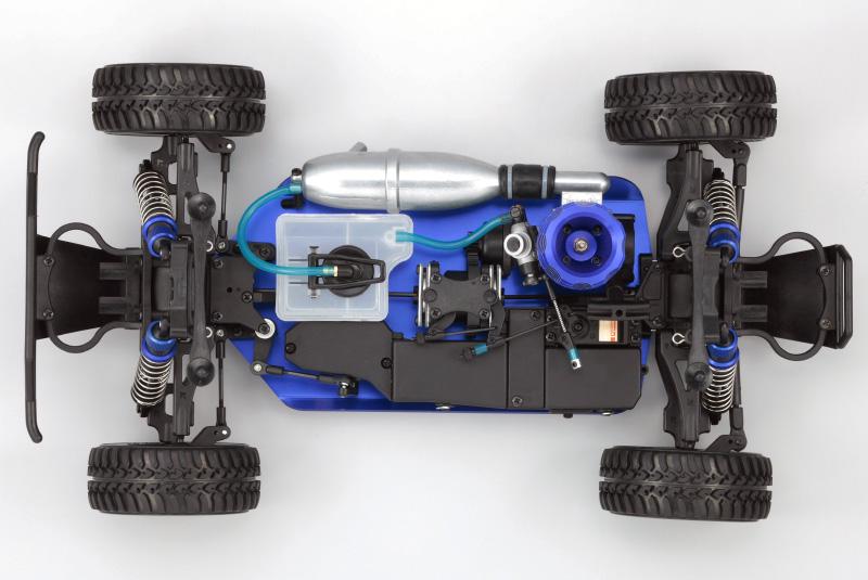 Как сделать модель машины на радиоуправлении