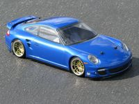 ����� 1/10 - PORSCHE 911 TURBO (997) (200mm) ����������
