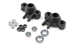 ������ ���������� Axle Carriers/Oversized Bearings,Black:Revo/Slayer