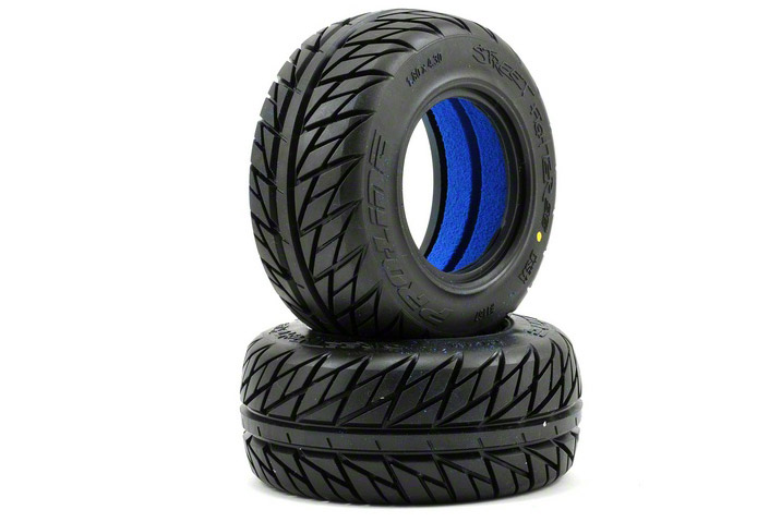 Street Fighter  2,2,3,0 Short Course Tires-