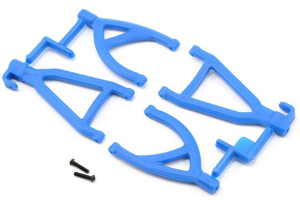 Rear Up/Low A-arms, Blue:1/16 ERV-
