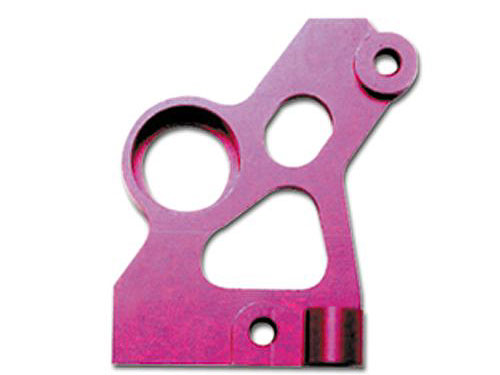 Стойка крепления ALUMINUM BRAKE BLOCK (PURPLE/NITRO RS4)
