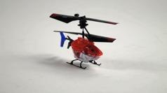 Хотите купить радиоуправляемую модель вертолета, которая была бы просто в управлении, строении и занимала бы совсем...