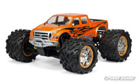 Кузов (Т-8) Ford F-650 (T/E/2.5-MAXX, REVO, Savage & MadForce) некрашеный
