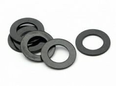Шайба WASHER 7x12x0.8MM (6PCS/BLACK)