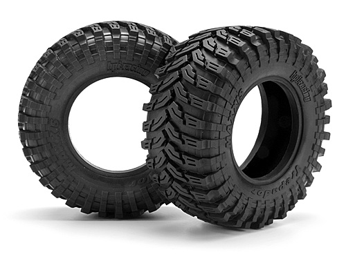 Шины SC 1/10 BLITZ - MAXXIS TREPADOR BELTED S COMPOUND (2шт) мягкие с кордом
