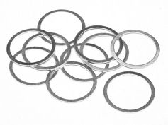 Washer 17x20x0.4mm (10pcs)