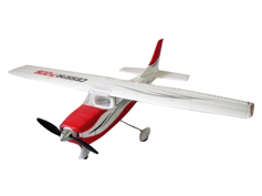 Cessna T206, PNP, Red