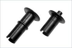 Steel Diff. Shaft Set (ZX-5)