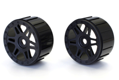 Wheel ( NEO ST RACE SPEC/Black/2pcs )