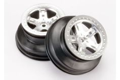 WHEELS, SCT SATIN CHROME, BEAD-диск колеса, 2шт.