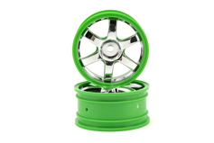 WHEELS, VOLK RACING TE37 (CHRO-диск колеса, 2шт.