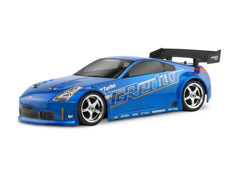 ����� 1/10 - NISSAN 350Z GREEDY TWIN TURBO (190MM) - ����������