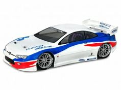 ����� 1/10 - PEUGEOT 406 COUPE (190MM) - ����������