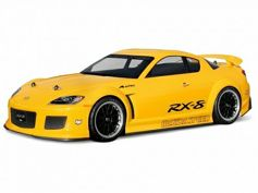 Кузов 1/10 - MAZDA RX-8 MAZDA SPEED A SPEC (190MM/ WB255MM) некрашеный
