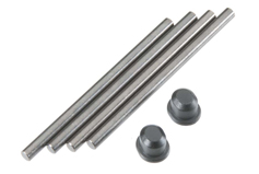SUSPENSION PINS F&R (4)/BUSH