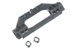CENTER BEARING CARRIER W/BUSH