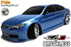 Дрифт 1/10 E4D 320 электро б/к RTR (Brushless Spec.) кузов BMW 320