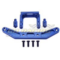 Alum. Rear Body Mount (Blue): Traxxas Stampede/Stampede VXL