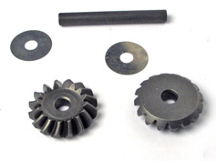 RH5037 Driven diff.gear/w shaft
