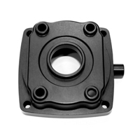 Alum. Clutch Housing (Black): HPI BAJA 5B/SS