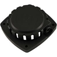 Alum. Engine Cover (Black): HPI BAJA 5B/5T